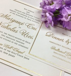 Cambridge Street Papers invitations