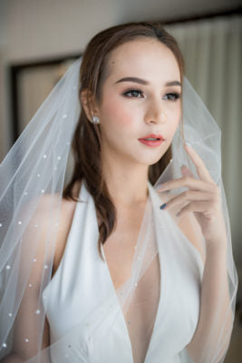 "Kiera Elise Accessories ""Cortney"" Veil"