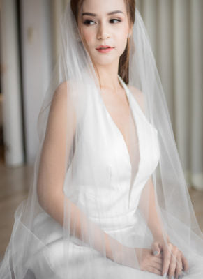 "Kiera Elise Accessories ""Kaileigh"" Veil"