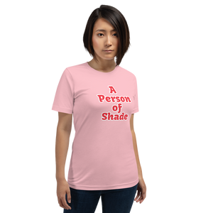 A Person of Shade T-Shirt