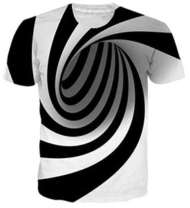 Uideaone Cool Graphic Novelty T-Shirt