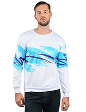 Load image into Gallery viewer, Uideazone 90s Paper Cup Crewneck Sweatshirt