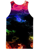 Load image into Gallery viewer, Uideazone Teen Boys Girls 3D Print Smoke Tank Top