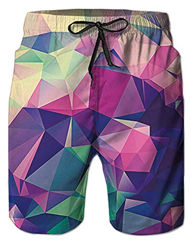 Swimming Beach Shorts Quick Dry Surfing Board Shorts Trunks