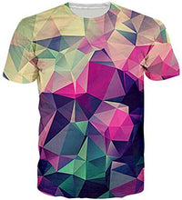 Load image into Gallery viewer, Uideazone 3D Printed Cool Novelty Graphic T-Shirt
