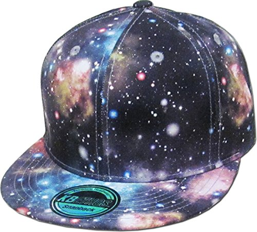 Galaxy Snapback Dad Hat Baseball Cap