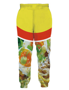 Noodle Jogger Pants Sweatpants Active Gym Trouser