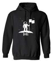 Load image into Gallery viewer, Flag on The Moon Astronaut Space Stars Funny Hoodie