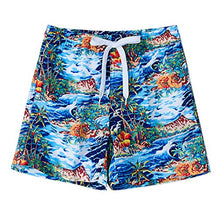 Load image into Gallery viewer, Uideazone Summer Boy's Surf Board Shorts Swim Trunks