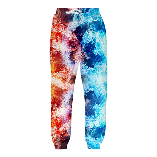Ice and Fire Jogger Pants Sweatpants