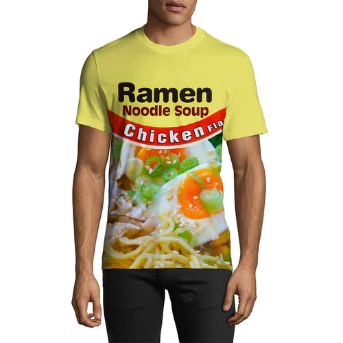 3D Print Male Chicken Ramen Tee