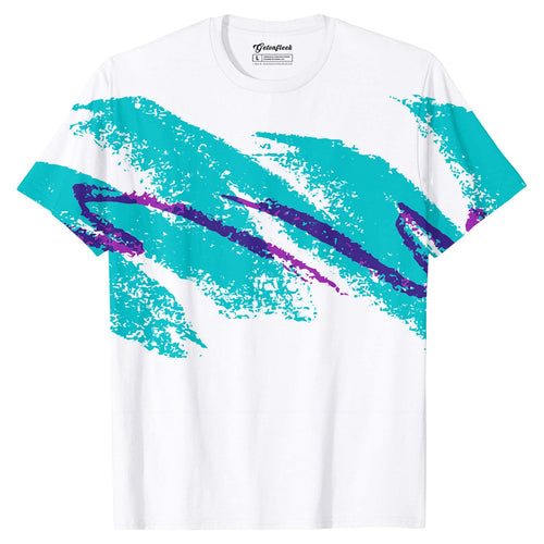3D Print Male Jazzy 90s Paper Cup Tee