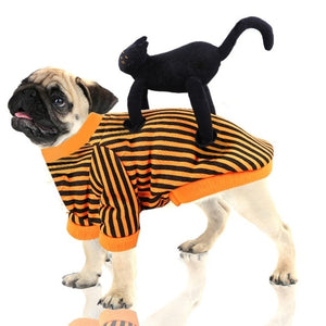Halloween Costumes for Dog Clothes for Dogs Cat Chihuahua Winter Dog Coat  Pet Clothing