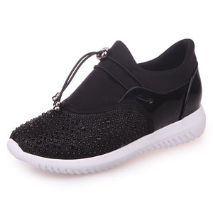 Shoes Women Plus Size 36-44 Fashion Lady Platform Casual Sneakers