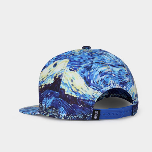 Punk Street Fashion Men Couple Baseball Cap Art Design Hat