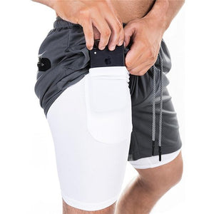 Secure Pocket Fitness Shorts M / 4
