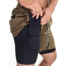 Load image into Gallery viewer, Secure Pocket Fitness Shorts M / 5
