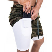 Load image into Gallery viewer, Secure Pocket Fitness Shorts M / 8
