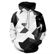 Load image into Gallery viewer, Men's Tracksuit Casual Diamond Sportsuit