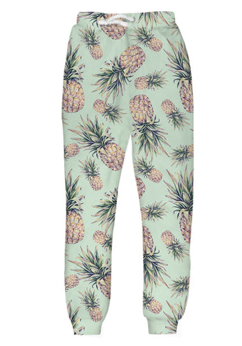 Pineapple Jogger Pants Sweatpants