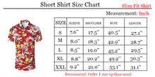Load image into Gallery viewer, Uideazone Funky Hawaiian Shirts for Men Short Sleeve