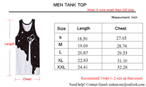Uideazone Juniors Pour Milk Shirt Cool Graphic Tank Top