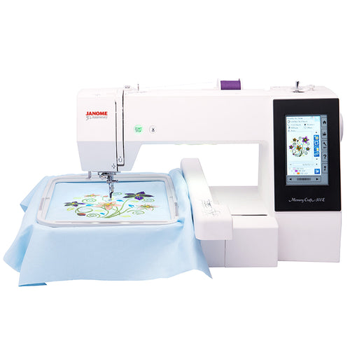 MC500E Embroidery Machine