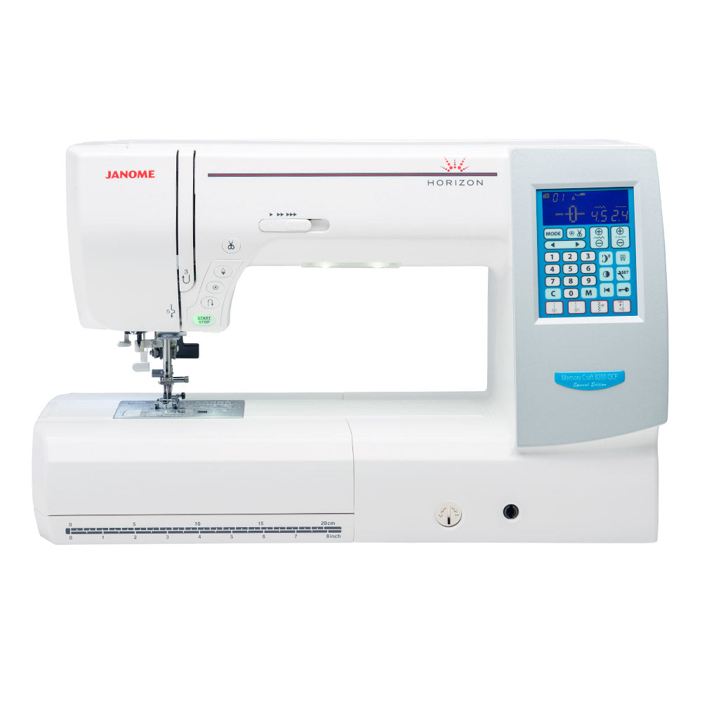 MC8200QCP Quilting Machine