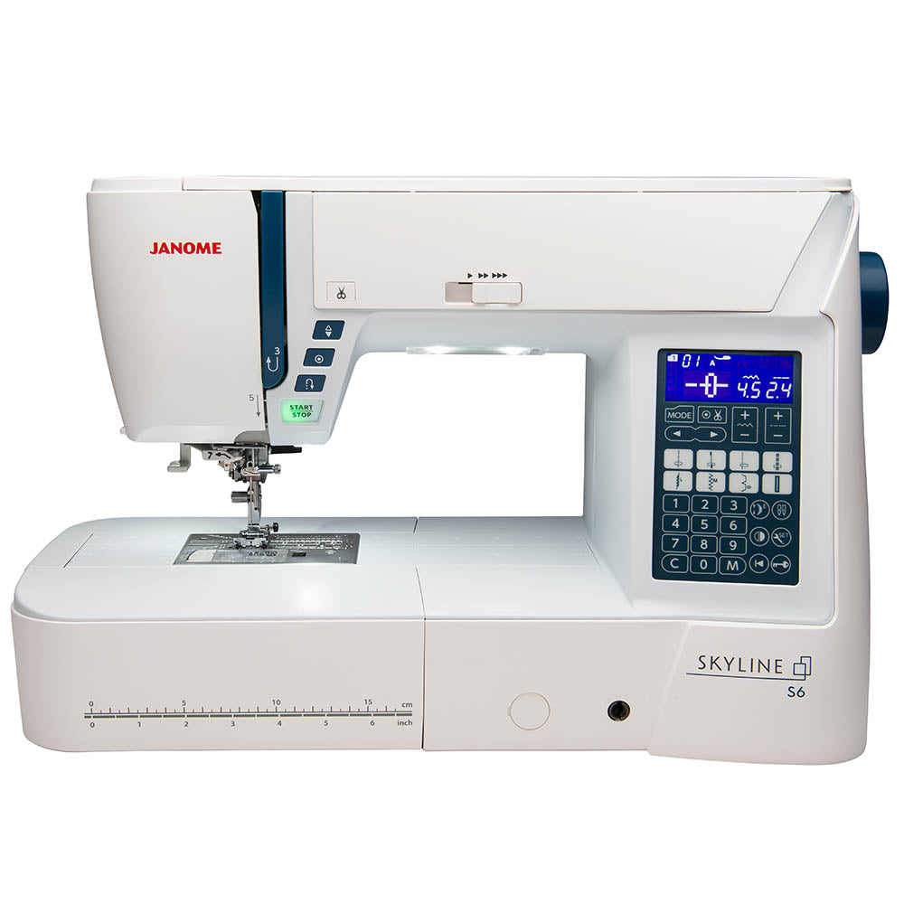 Skyline S6 Quilting Machine