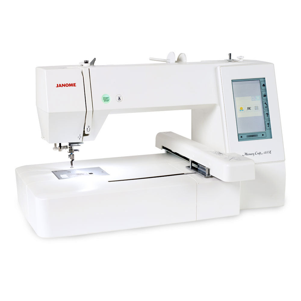 MC400E Embroidery Machine