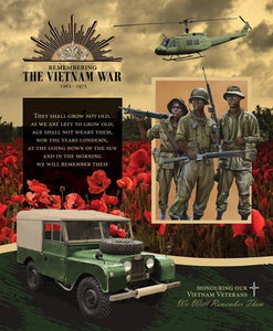 Remembering Vietnam 7117V20