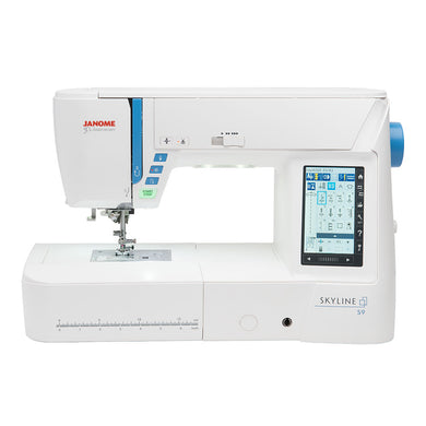 Skyline S9 Embroidery Machine