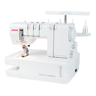 CoverPro2000CPX Hemming Machine