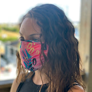 Buy 'n Donate Mask - Summer '89 (incl 2.5m Filters)