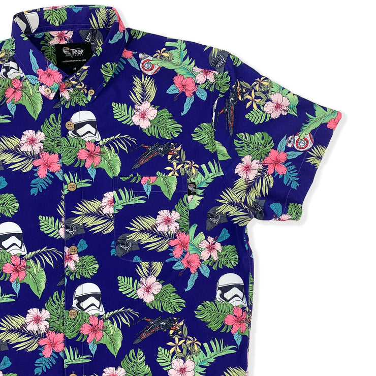The Floral Awakens (Stretch) - Regular Fit