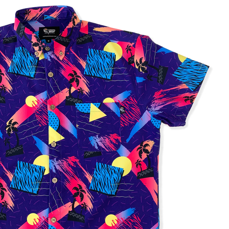 Miami Nights (Stretch) - Regular Fit