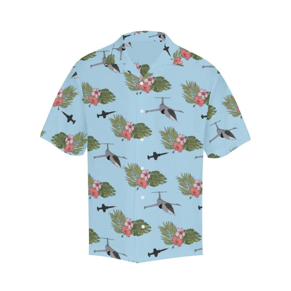 F-104 Tropical Starfighters - S / Lightblue - All-Over Shirts