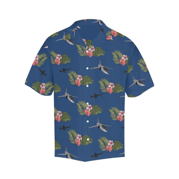 F-104 Tropical Starfighters - S / Navy - All-Over Shirts