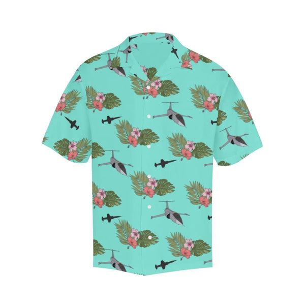 F-104 Tropical Starfighters - S / Turquoise - All-Over Shirts