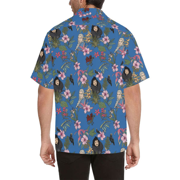 Game Of Flowers - All-Over Shirts