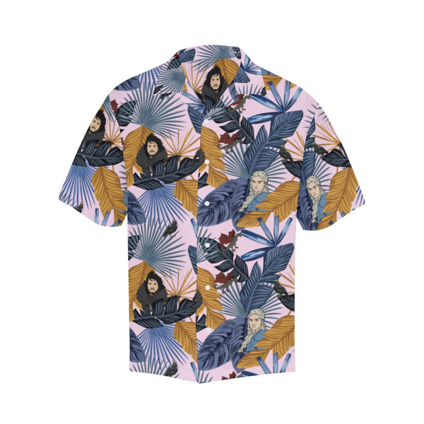 Game Of Palms - S / Lightpink - All-Over Shirts