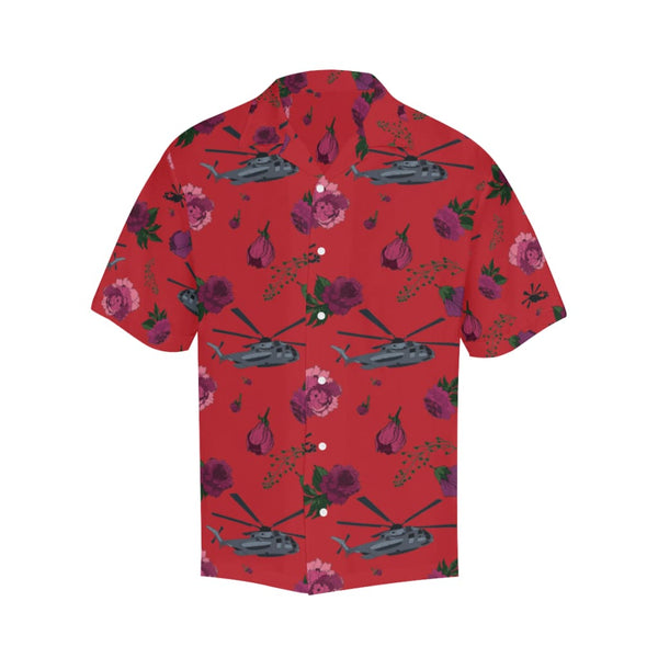 Shitters And Roses - S / Red - All-Over Shirts