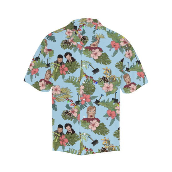 The Home Alone - S / Lightblue - All-Over Shirts