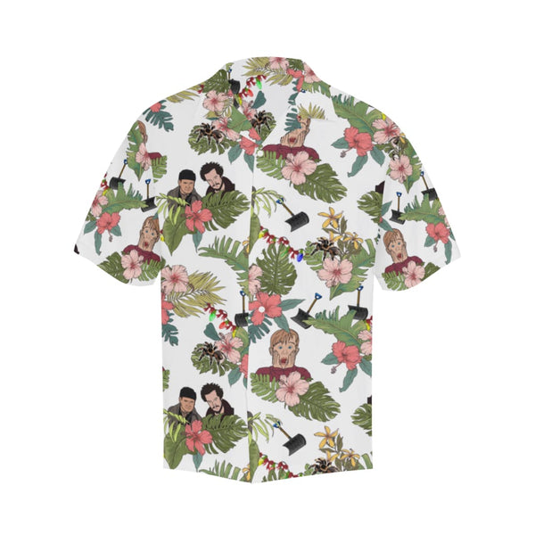 The Home Alone - S / White - All-Over Shirts