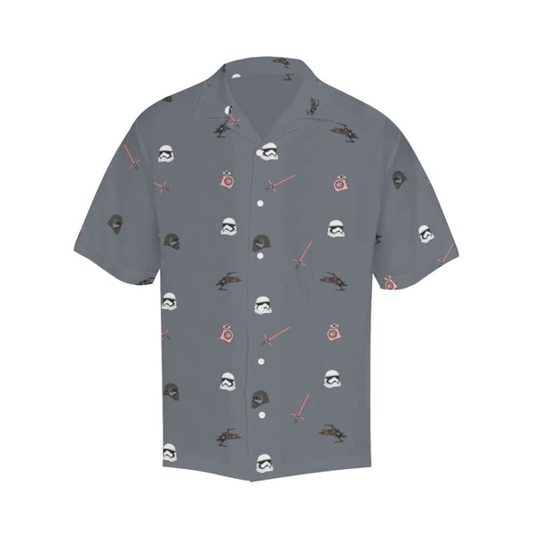 The Non-Trop Awakens - M / Darkgrey - All-Over Shirts