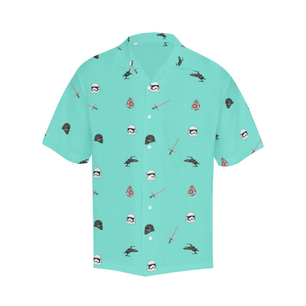 The Non-Trop Awakens - S / Turquoise - All-Over Shirts