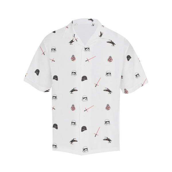 The Non-Trop Awakens - S / White - All-Over Shirts