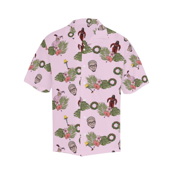 The X-Mas Story - S / Lightpink - All-Over Shirts