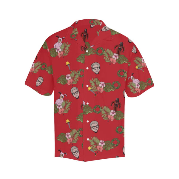 The X-Mas Story - S / Red - All-Over Shirts