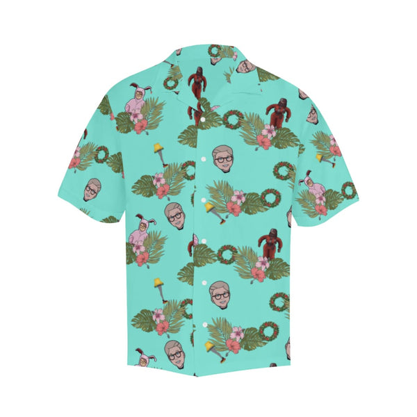 The X-Mas Story - S / Turquoise - All-Over Shirts